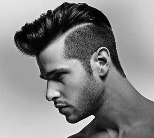 Hairstyles for Men with Long Faces-12