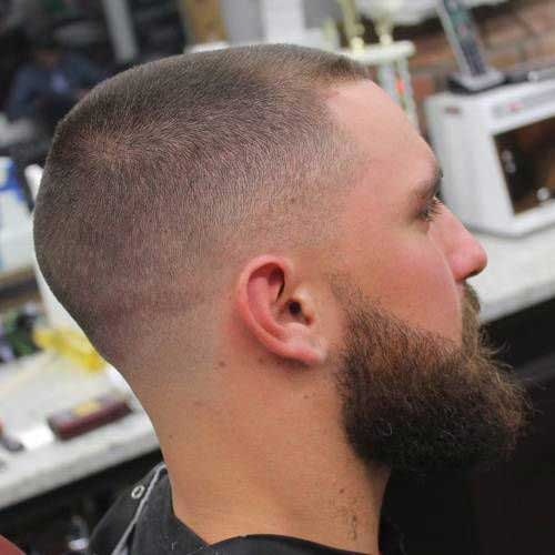 Shaved Hairstyles for Men-12
