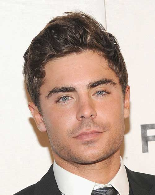 Zac Efron Short Hair-12