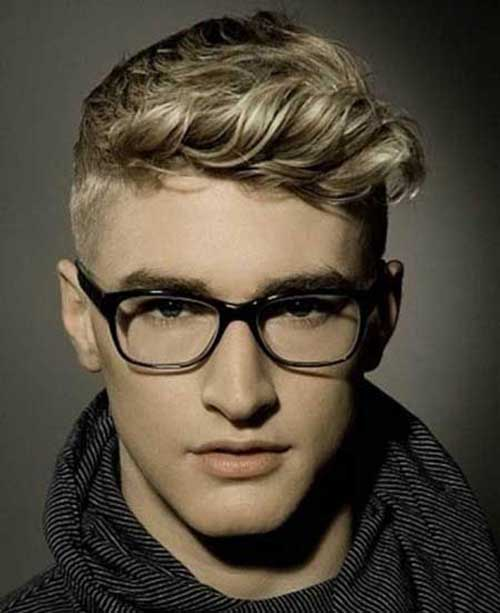 Cool Short Haircuts for Guys-13