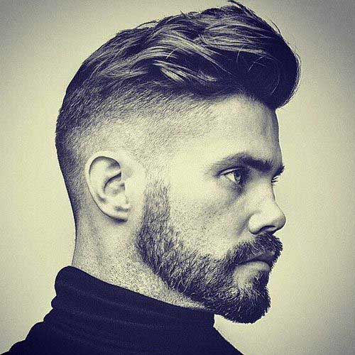 Shaved Hairstyles for Men-13