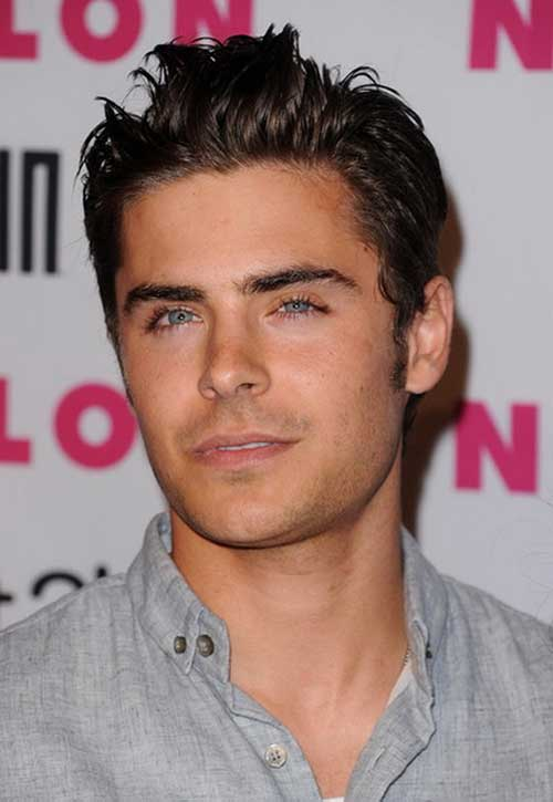 Zac Efron Short Hair-14