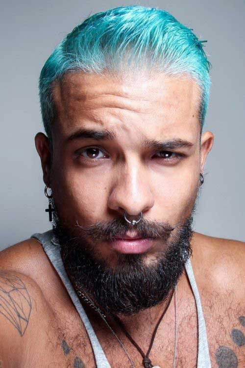Male Hair Color-15