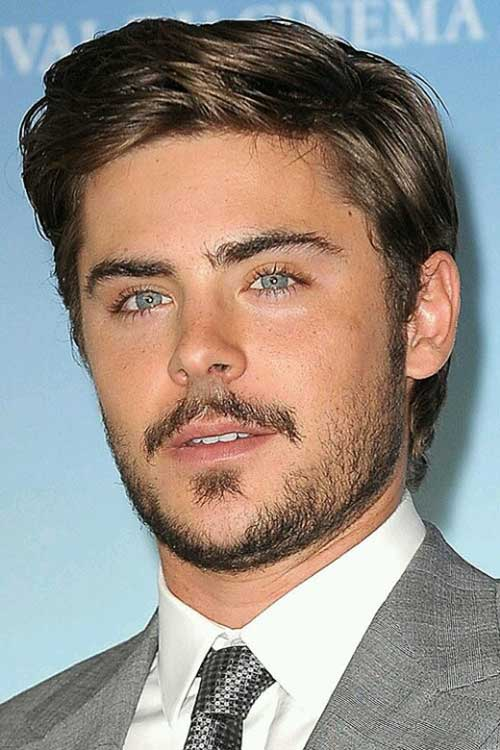 Opinion Men s hairstyles short zac efron