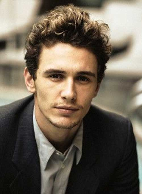 Wondrous 20 Curly Hairstyles For Boys Mens Hairstyles 2016 Hairstyles For Men Maxibearus