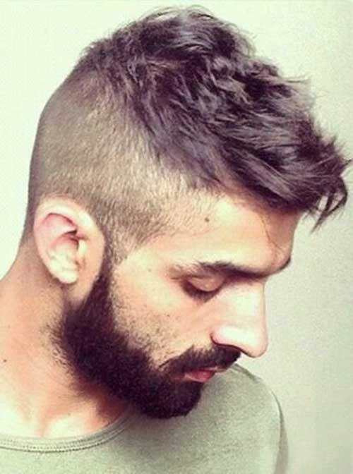 Shaved Hairstyles for Men-16