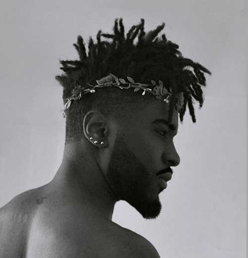 Black Men Short Hairstyles-17