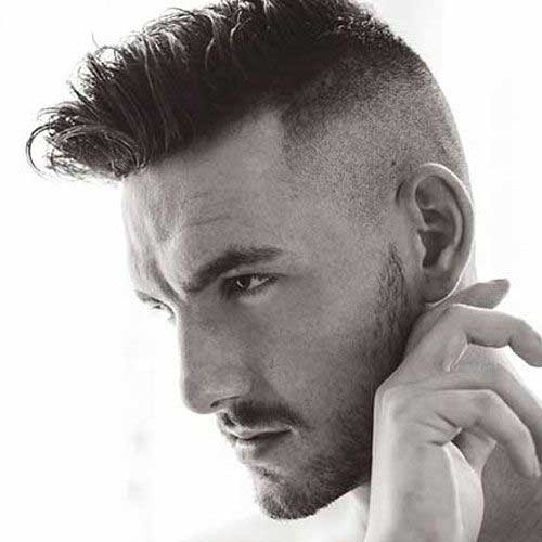 Shaved Hairstyles for Men-17