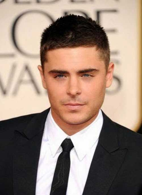 Zac Efron Short Hair-17