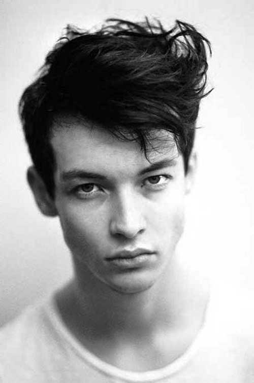 Cool Short Haircuts for Guys-18