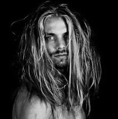 Long Hairstyles Men-18