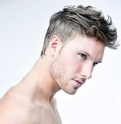 Short Hairstyles for Men-18