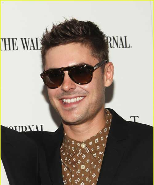 Zac Efron Short Hair-18