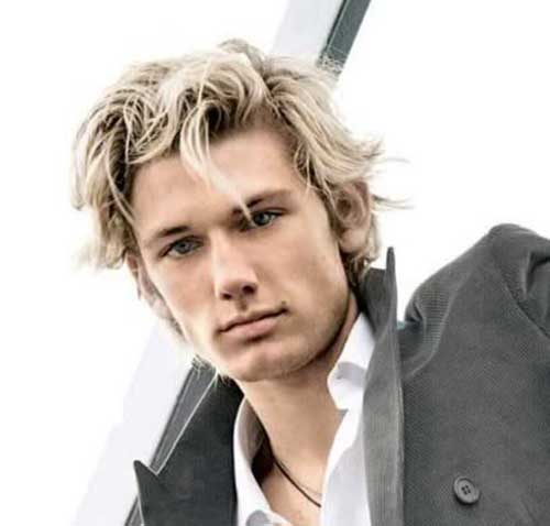 Cool Short Haircuts for Guys-19