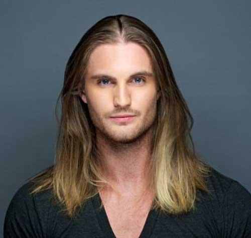 Long Hairstyles Men-20