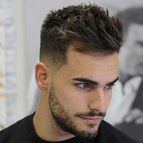 20 Best Short Hairstyles for Men  Mens Hairstyles 2017