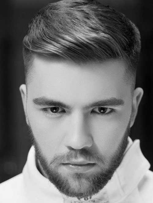 Cool Short Haircuts for Guys-22