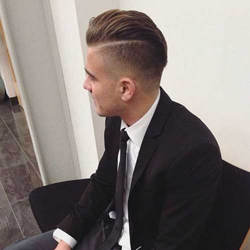 Shaved Hairstyles for Men-22
