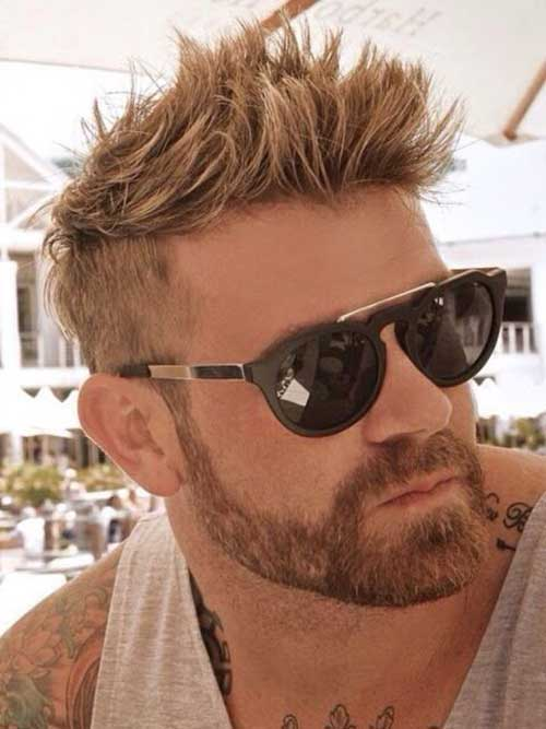 Mens Short Hairstyles 2015-42