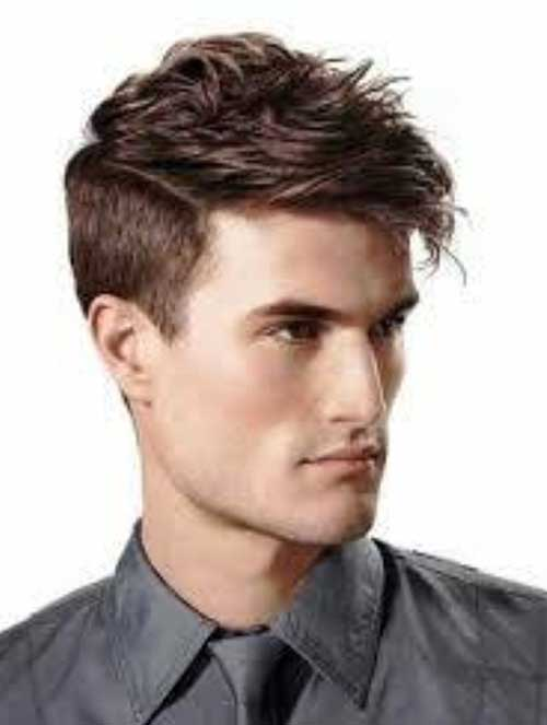 Hairstyles For Guys : 25 Cool Short Haircuts for Guys Mens Hairstyles 2016