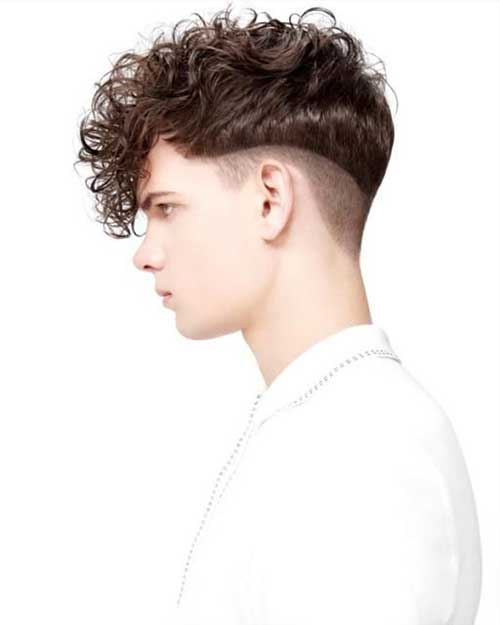 Cool 20 Curly Hairstyles For Boys Mens Hairstyles 2016 Hairstyle Inspiration Daily Dogsangcom