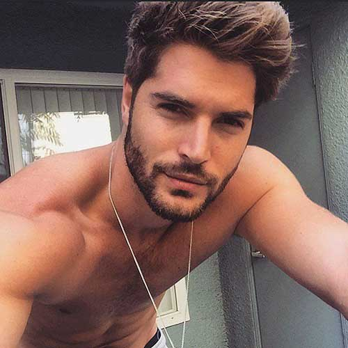 15 Guys With Facial Hair Mens Hairstyles 2018