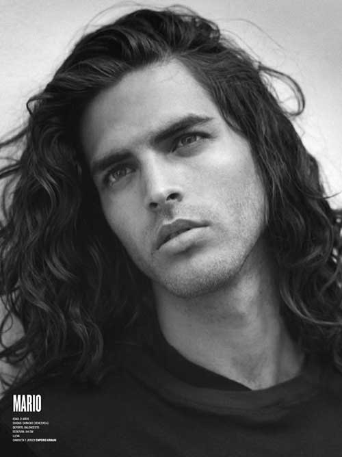 Hairstyles for Men with Long Faces-6