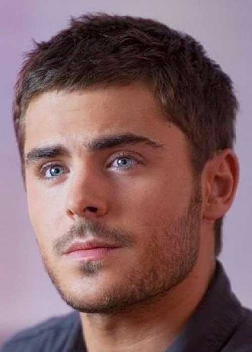 Zac Efron Short Hair-6