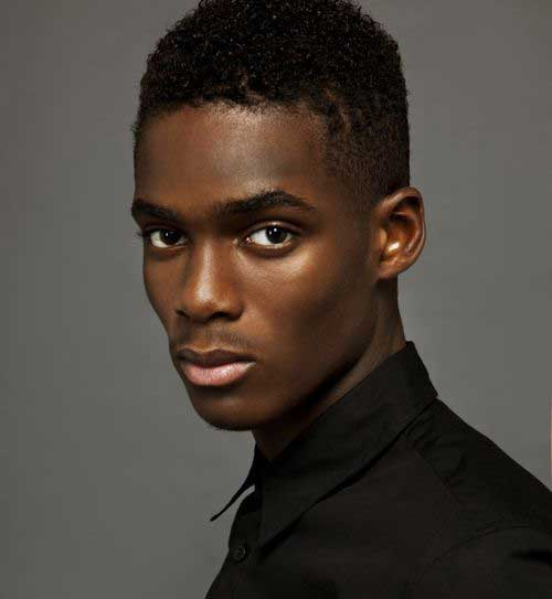 Black Men Short Hairstyles-7