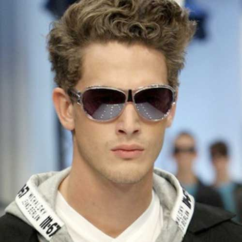 Pleasing 20 Curly Hairstyles For Boys Mens Hairstyles 2016 Hairstyles For Men Maxibearus