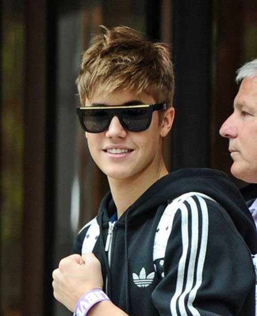 Justin Bieber With Blonde Hair-7