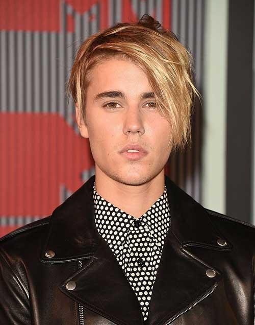Justin Bieber With Blonde Hair-8