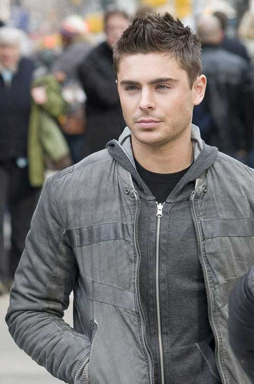 Zac Efron Short Hair-8