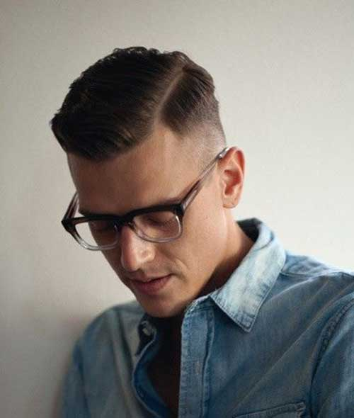 Cool Short Haircuts for Guys-9