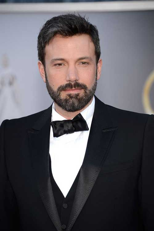 Ben Affleck Celebrity Hairstyles