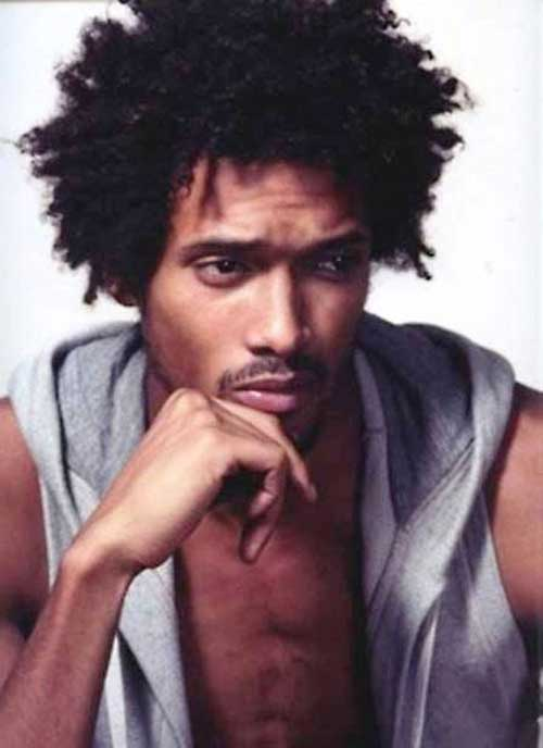 Best Natural Hairstyles For Black Men