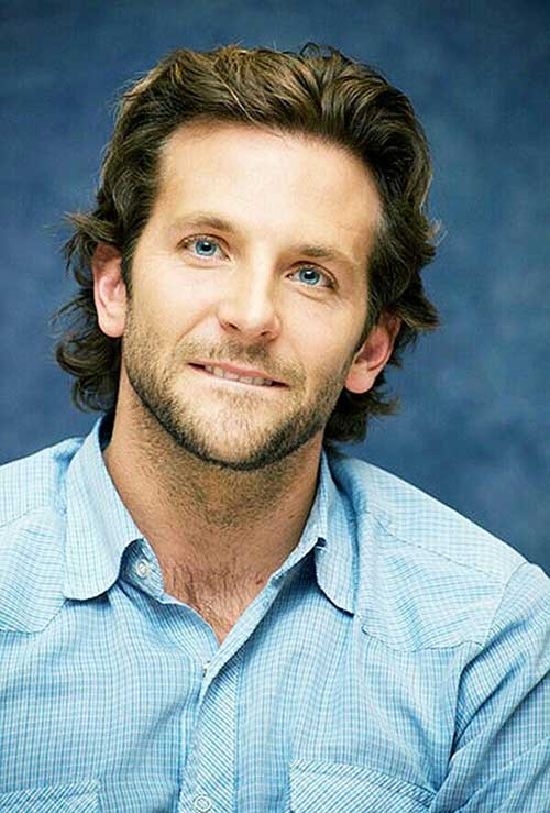 Bradley Cooper Best Male Celebrity Hair