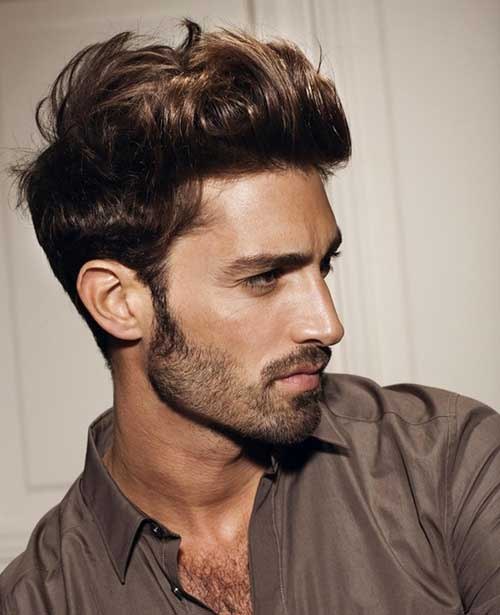 25 cool short haircuts for guys mens hairstyles 2018. Black Bedroom Furniture Sets. Home Design Ideas