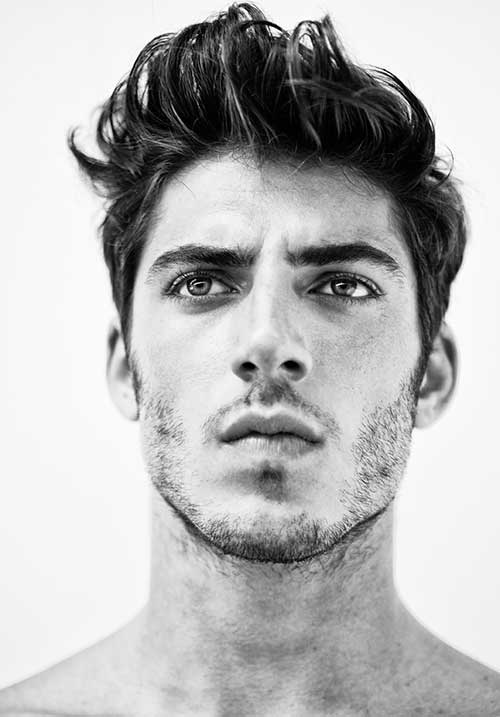 Cool Short Hairstyles for Guys