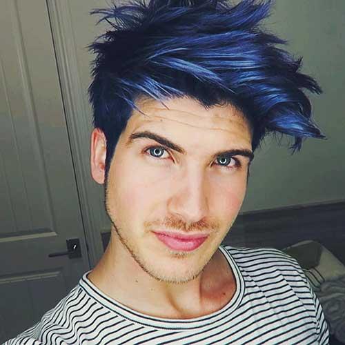 Hair Colour Men