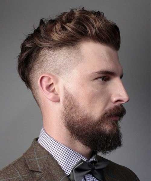 Fantastic 35 Haircuts For Men Mens Hairstyles 2016 Short Hairstyles For Black Women Fulllsitofus