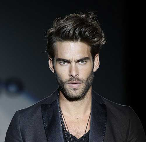 15 Guys with Face Types Hair