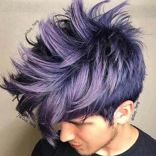 20 Male Hair Color