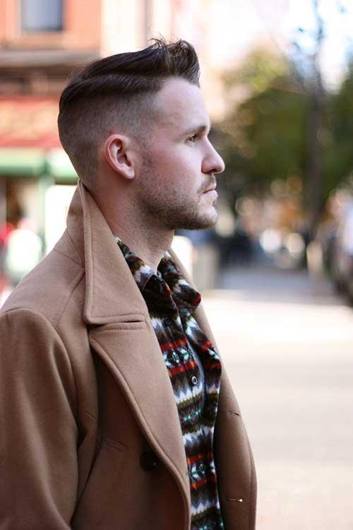 Fantastic Best Mens Short Fade Hairstyles Mens Hairstyles 2016 Hairstyles For Women Draintrainus