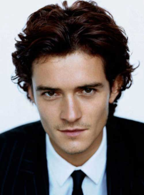 Orlando Bloom Celeb Hairstyle
