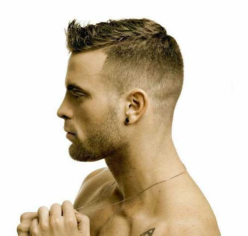 Short Hairstyles Men