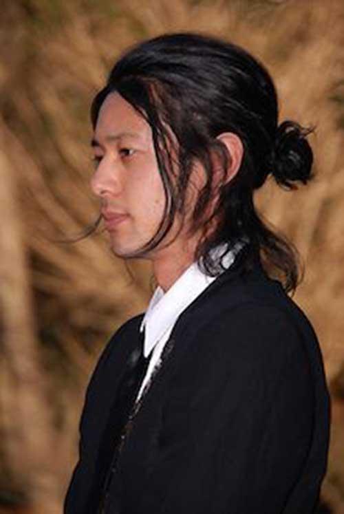 Men Ponytail Hairstyles-14