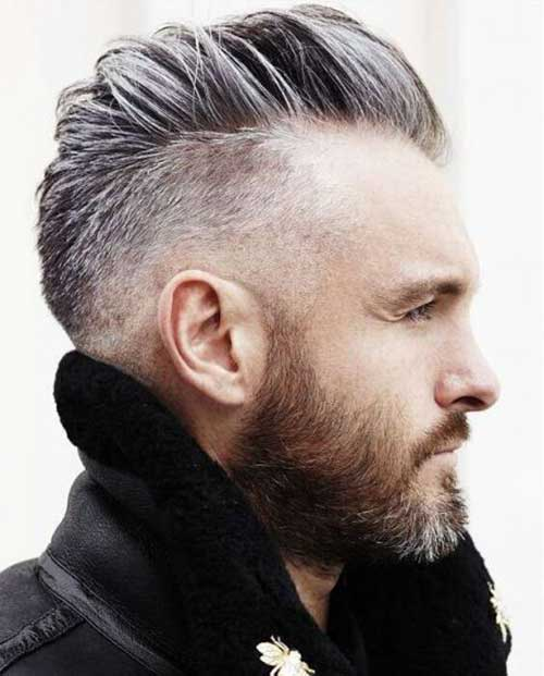 Mohawk Haircut Styles for Men-15