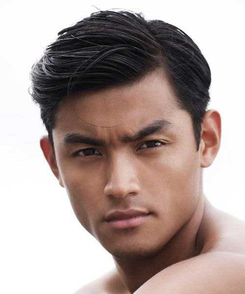 Short hair for asian guys