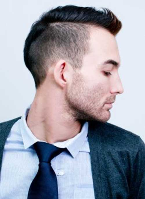 Mohawk Haircut Styles for Men-18
